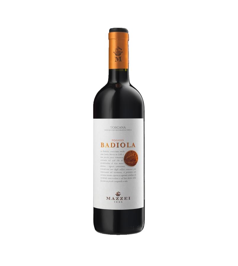 Poggio Badiola 2016 - Toscana IGT Mazzei