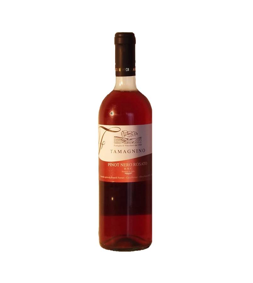 Pinot Nero Rosato Tamagnino DOC Azienda Agricola Fratelli Ferrari
