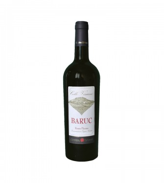 Baruc, Rosso Piceno DOP, Cantina Ortenzi