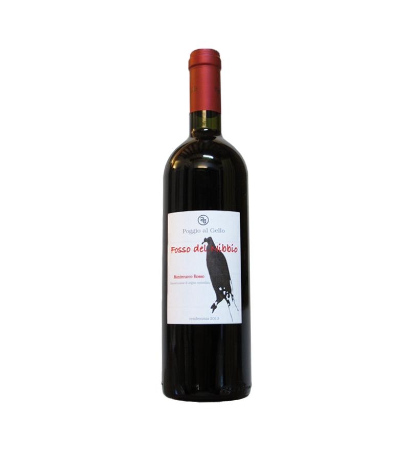 Fosso del Nibbio Montecucco Rosso DOC 2012 Poggio al Gello