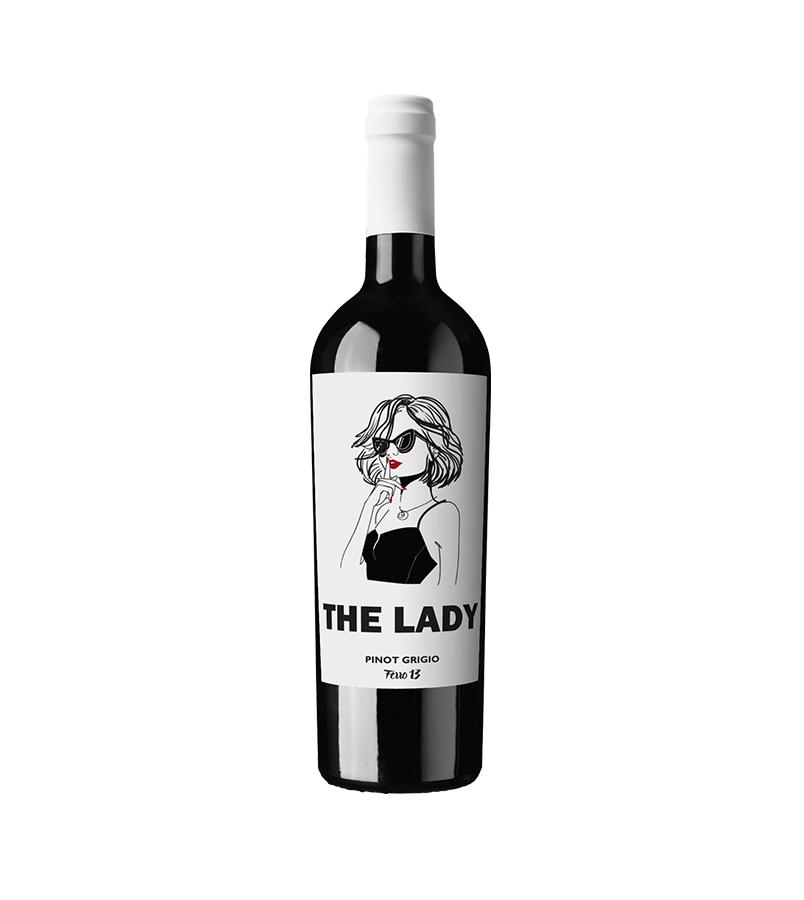 The Lady - Pinot Grigio Ferro13