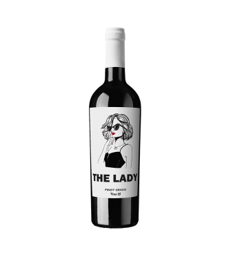 The Lady - Pinot Grigio Ferro13