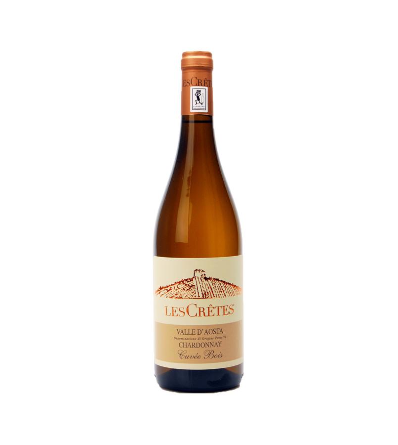 Cuvée Bois Chardonnay DOP - Les Crêtes