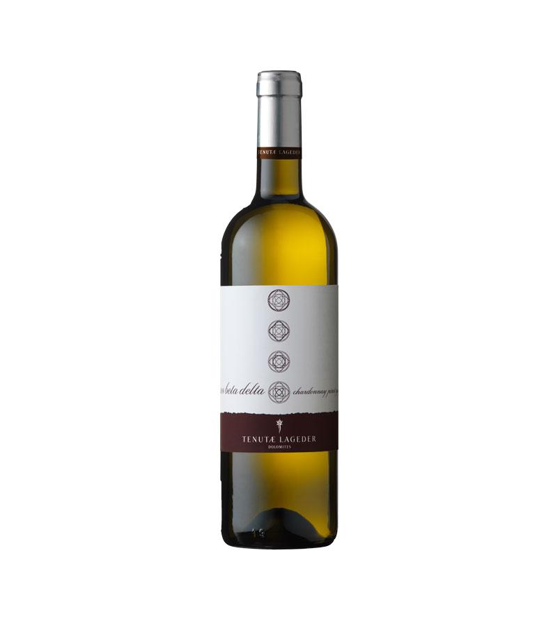 Beta Delta Pinot Grigio - chardonnay Bio Lageder 2012