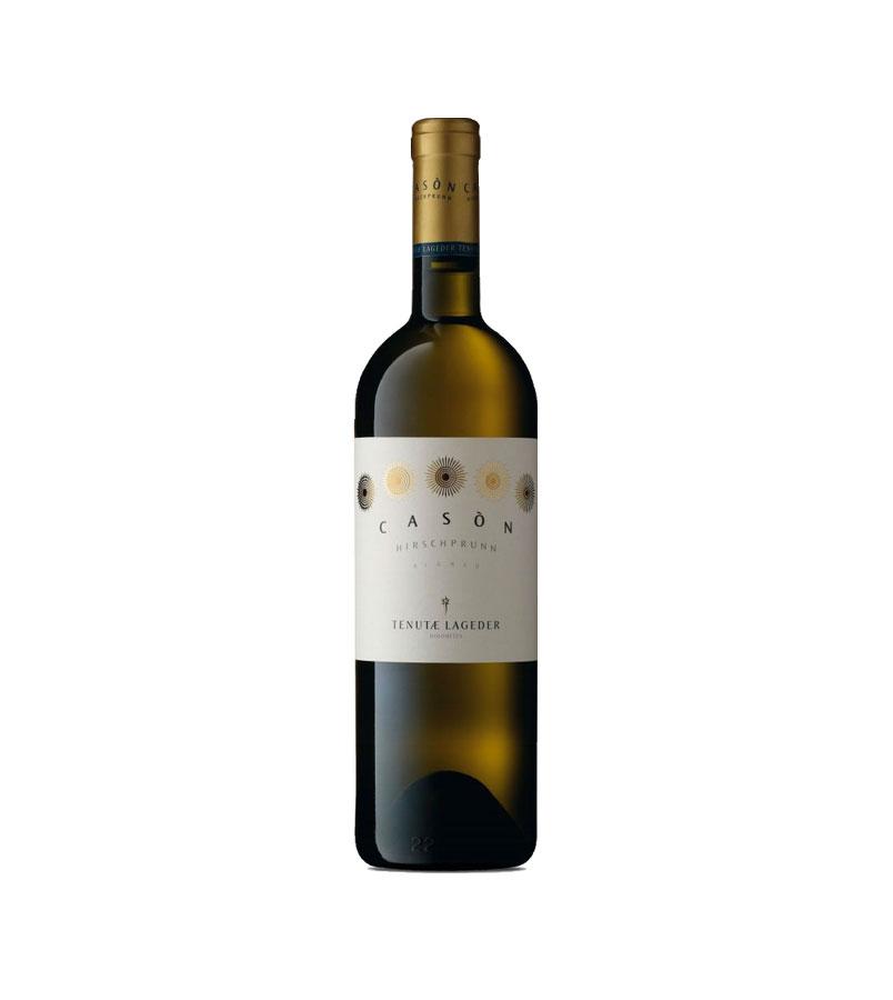 Casòn Viognier - Pinot Grigio - Chardonnay Lageder 2013