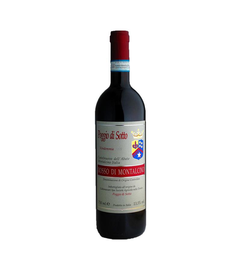 Rosso di Montalcino - Poggio di Sotto