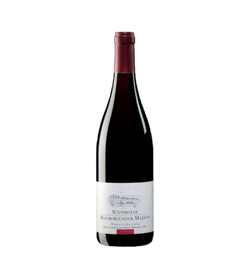 """Pinot Nero """"Mazzon"""" - Gottardi"""