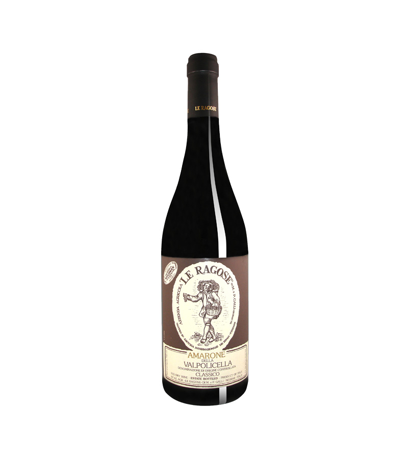 Amarone della Valpolicella Classico DOC - Le Ragose