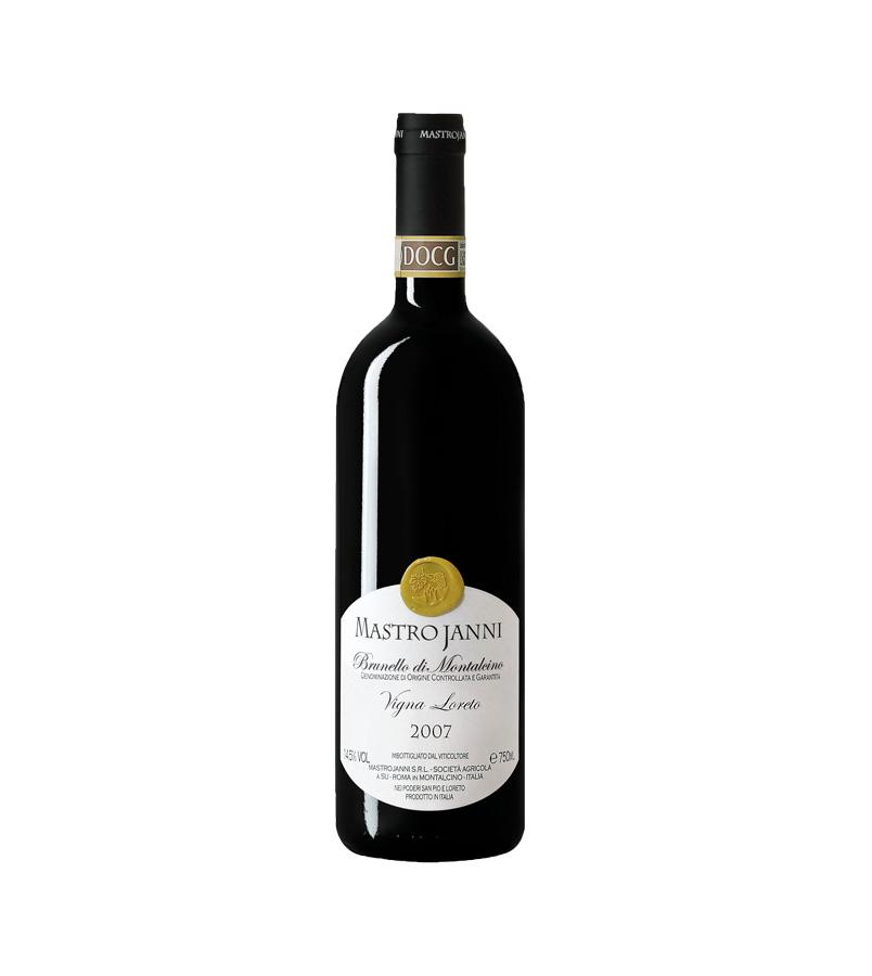 brunello di Montalcino Vigna Loreto - Mastrojanni