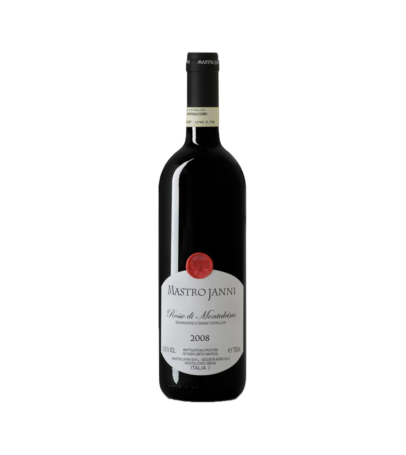 Rosso di Montalcino - Mastrojanni