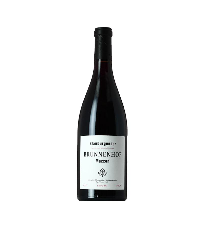 Pinot Nero Riserva 2011 - Brunnenhof-Mazzon