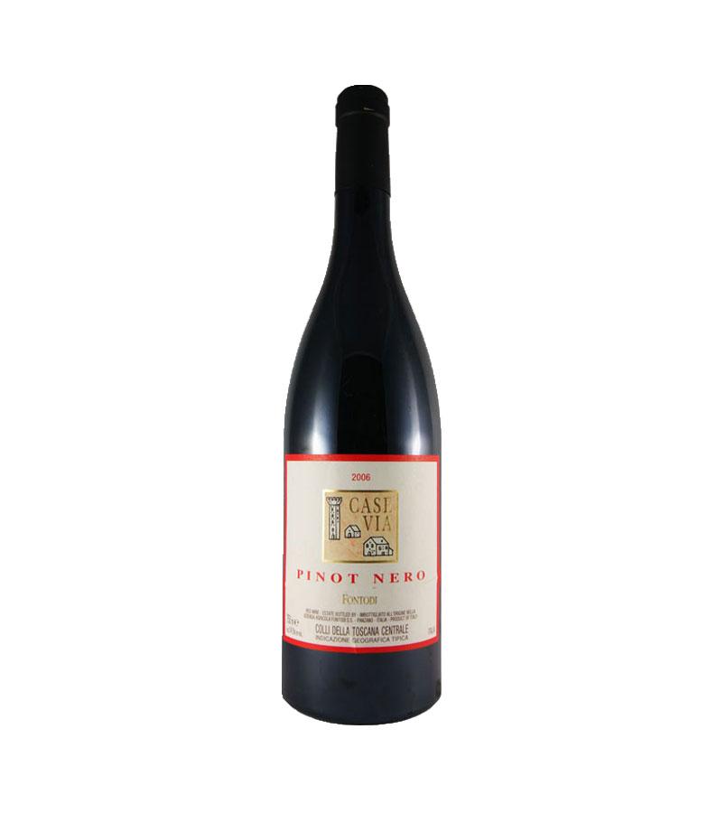 Pinot Nero Case Via IGT Bio - Fontodi