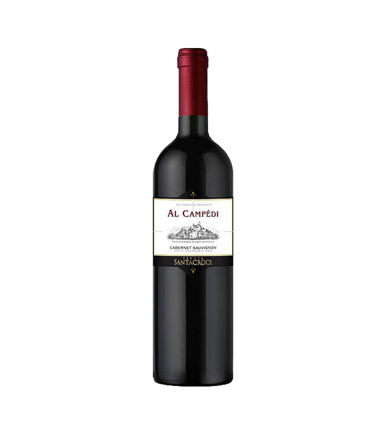 """""""Al Campédi"""" Cabernet Sauvignon DOC Tenuta Santa Croce - Cleto Chiarli"""