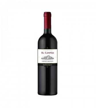"""""""Al Campédi"""" Cabernet Sauvignon 2011 DOC Tenuta Santa Croce - Cleto Chiarli"""