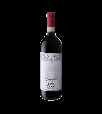 Brunello di Montalcino DOCG Cru Pomona - Villa Poggio Salvi