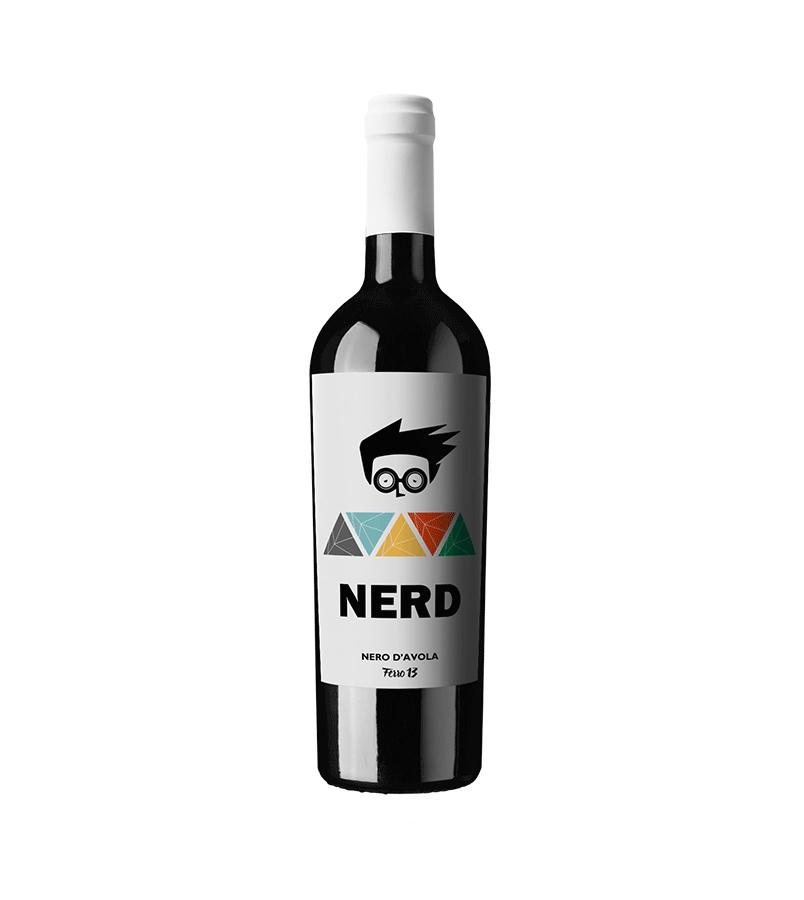 Nerd - Nero D'Avola Ferro13