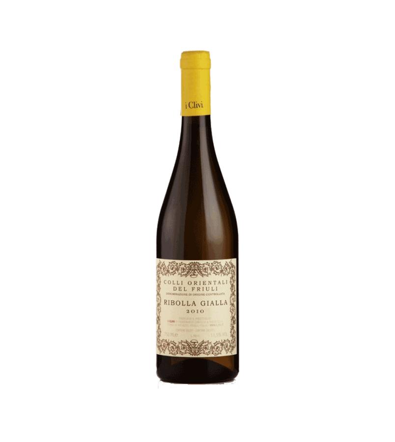 Ribolla Gialla Colli Orientali del Friuli 2015 - I Clivi