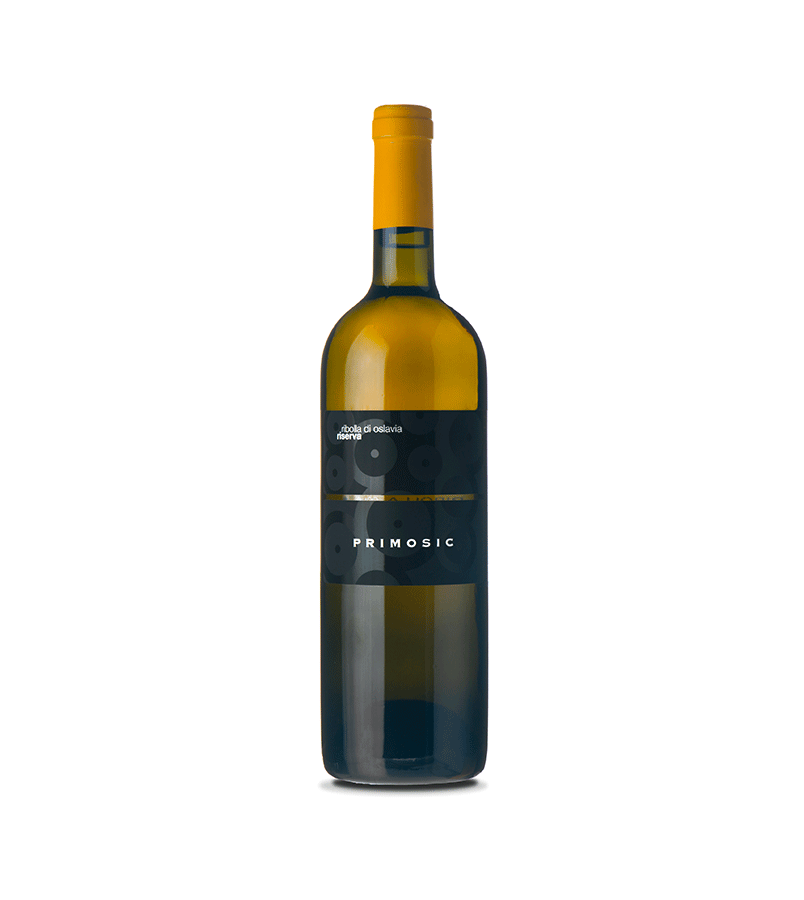 Ribolla di Oslavia (Orange Wine) - Primosic