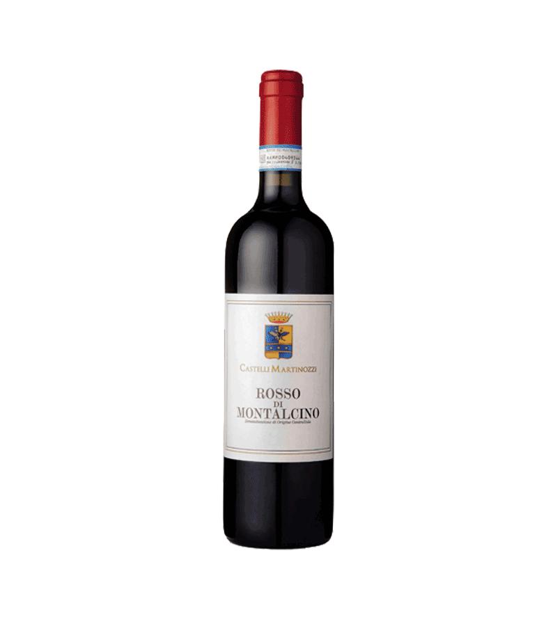 Rosso di Montalcino - Castelli Martinozzi
