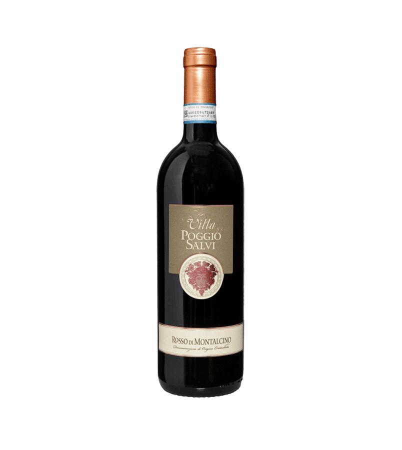 Rosso di Montalcino DOC - Villa Poggio Salvi