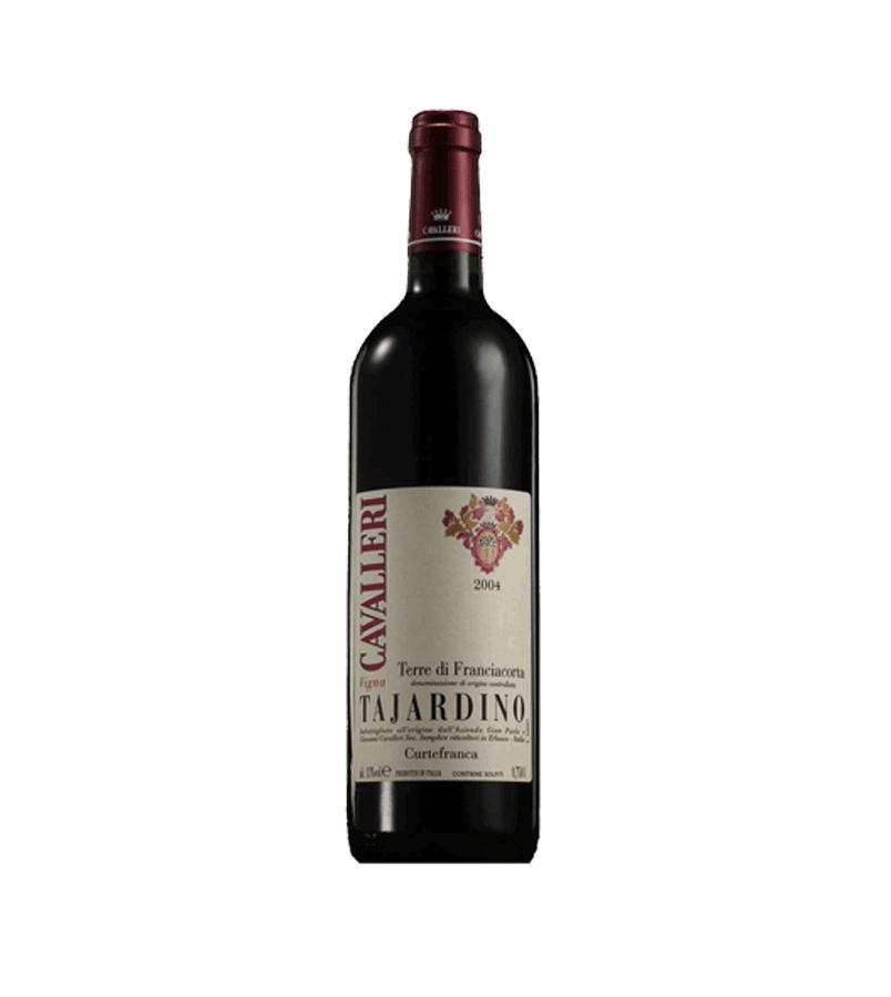 Curtefranca Tajardino Rosso - Cavalleri