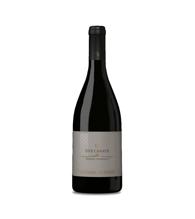 Uve Carate - Merlot Riserva – DOC Friuli Colli Orientali - Castello di Buttrio